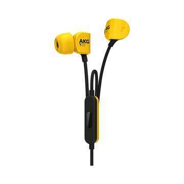 Picture of AKG Y20U YELLOW Headphones