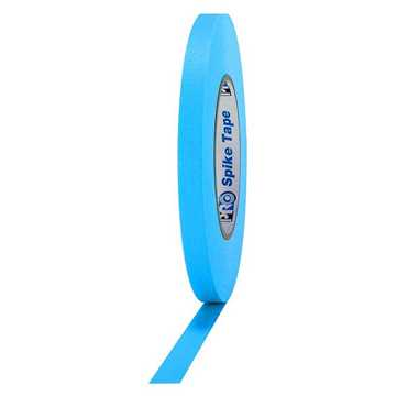 Picture of ProTapes Pro Gaff Cloth Tape 12mm x 41m - Fluorescent Blue Matte