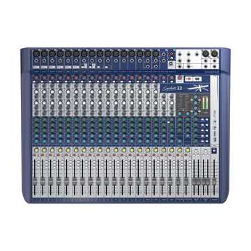 Εικόνα της Soundcraft Signature 22