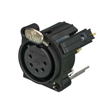 Picture of Neutrik NC5FAV-SW 5 Pole Female XLR Receptacle