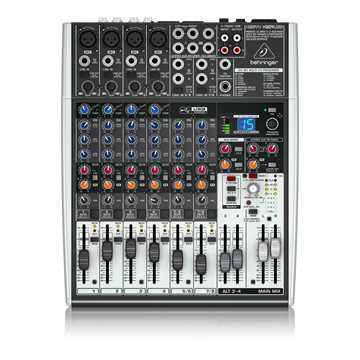 Picture of Behringer X1204 USB Xenyx Analog Mixer