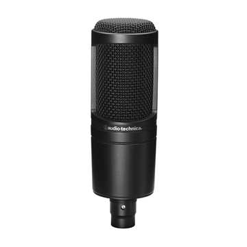 Picture of Audio-Technica AT2020 Microphone