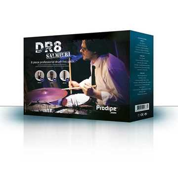 Picture of Prodipe DR8 Salmieri Drum Mic Pack