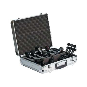 Picture of Audix DP5A 5 Piece Microphone Set