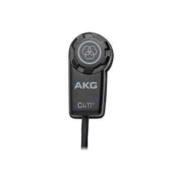 Picture of AKG C411 L Vibration Pickup Microphone