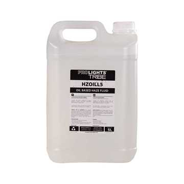 Picture of ProLights Tribe HZOIL Haze Fluid 5L