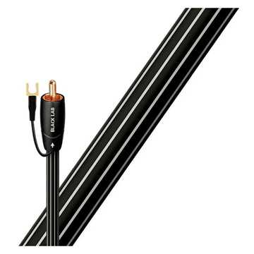 Picture of Audioquest Black Lab Subwoofer Cable 3m