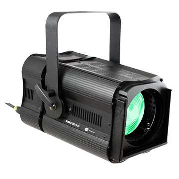 Picture of DTS Scena LED 200 MZ FC Fresnel Projector