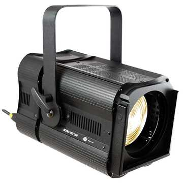 Picture of DTS Scena LED 200 4000K Fresnel Projector