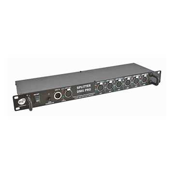 Picture of DTS Splitter Pro 6 Channel DMX