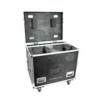 Picture of DTS 2 Unit Flightcase PRO for Max / Max L