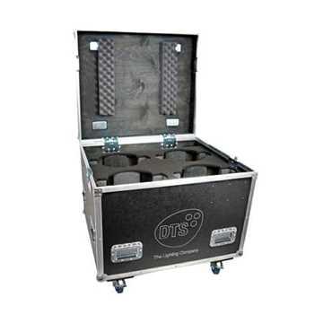 Picture of DTS 4 Unit Flightcase PRO for Raptor / Nick NRG 1401/1201