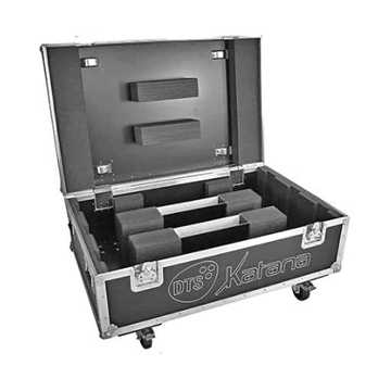 Picture of DTS 3 Unit Flightcase PRO for Katana