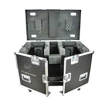Picture of DTS 2 Unit Flightcase PRO for Wonder.D