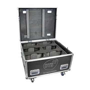 Picture of DTS 6 Unit Flightcase PRO for Nick NRG 801/501