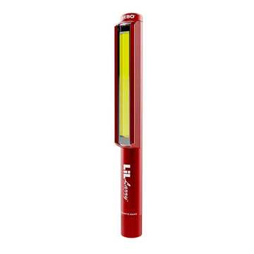 Picture of NEBO 6373 Lil Larry Flashlight - Red