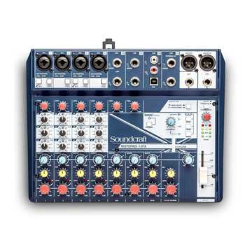 Εικόνα της Soundcraft Notepad 12FX