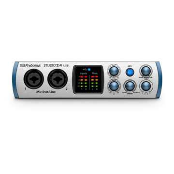 Picture of Presonus Studio 2/4 Audio Interface