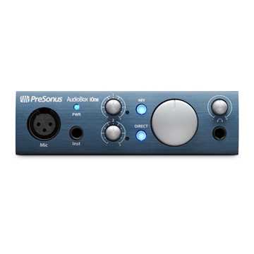 Picture of Presonus Audiobox iOne Audio Interface