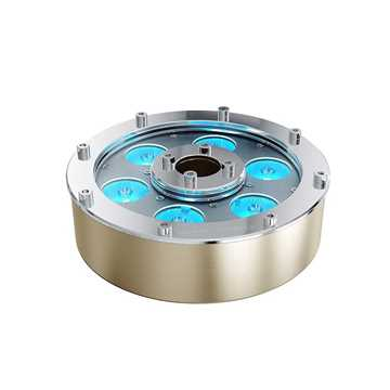 Picture of DTS Donut 6 FC LED Underwater Projector 37deg