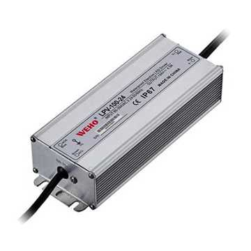 Picture of DTS Power Supply On/Off LPV-100-12