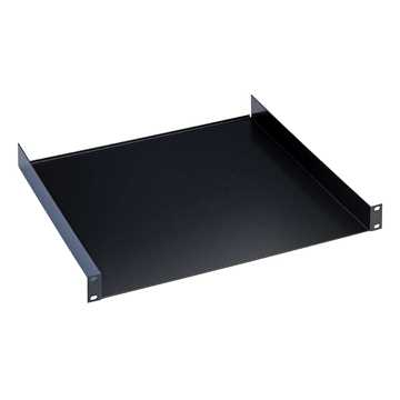 "Picture of K&M 28481 19"" Rack Shelf 1U 380mm"