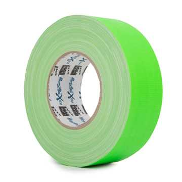 Picture of Le Mark MagTape Xtra Matt Tape - Fluorescent Green