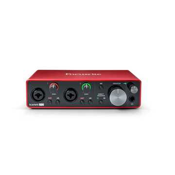 Picture of Focusrite Scarlett 2i2 3nd Generation
