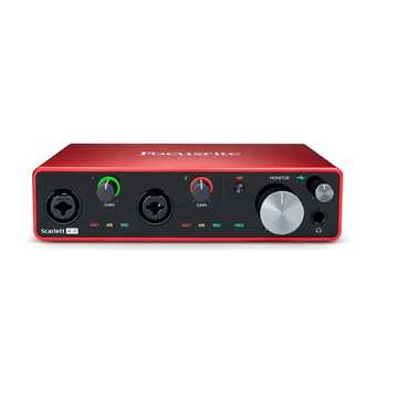 Picture of Focusrite Scarlett 4i4 3nd Generation