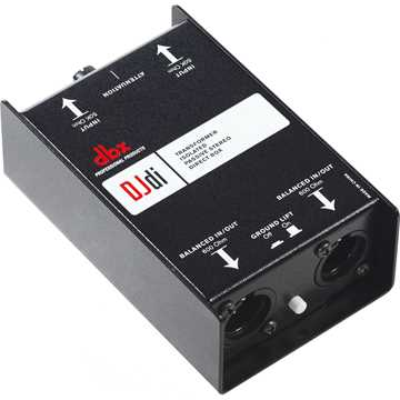 Picture of DBX DJDI DI Box