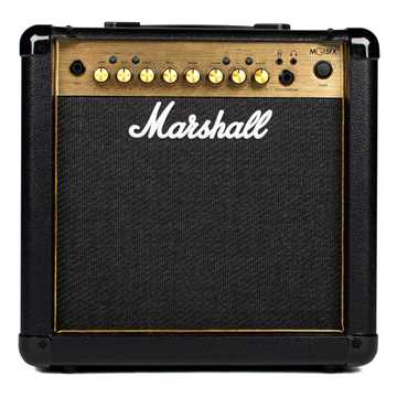 Picture of Marshall MG-15GFX Electric Guitar Amp