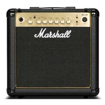 Picture of Marshall MG-15GR Electric Guitar Amp