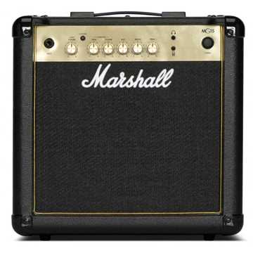 Picture of Marshall MG-15G Electric Guitar Amp