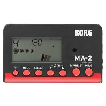 Picture of Korg MA-2 BKRD Digital Metronome