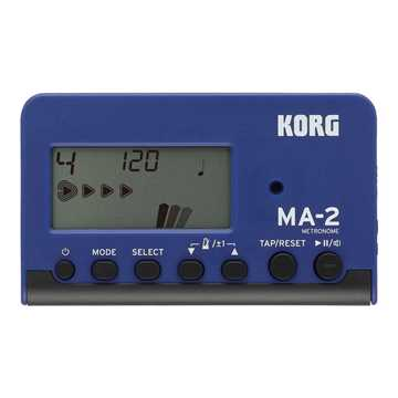 Picture of Korg MA-2 BLBK Digital Metronome