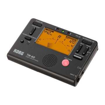 Picture of Korg TM-60 Tuner / Metronome