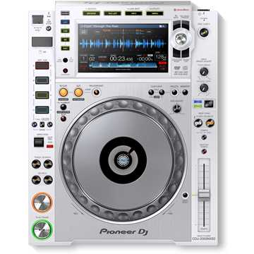 Picture of Pioneer CDJ-2000NXS2-W