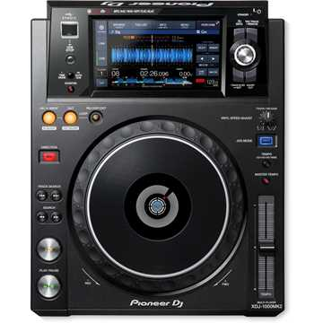Picture of Pioneer XDJ-1000MK2