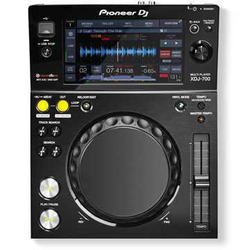 Picture of Pioneer XDJ-700