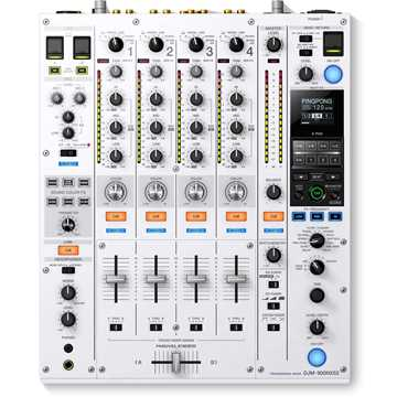 Picture of Pioneer DJM-900NXS2-W
