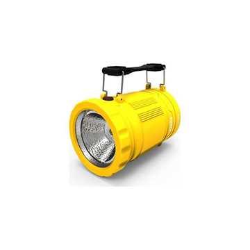 Picture of NEBO 6555 Poppy Lantern Flashlight - Yellow