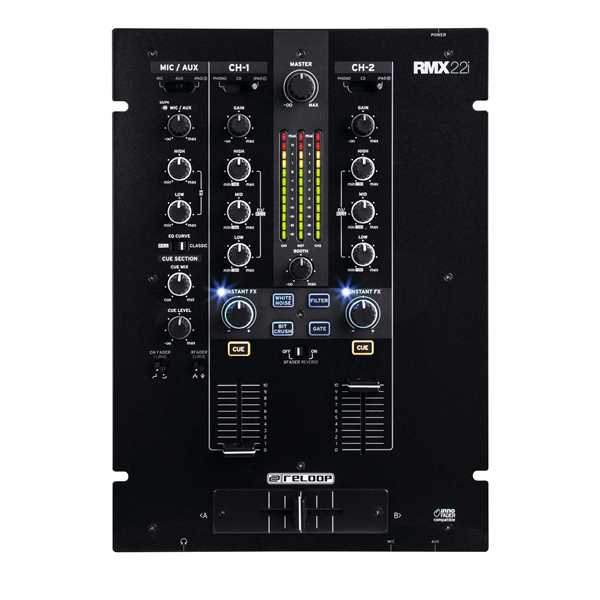 Picture of Reloop RMX22i
