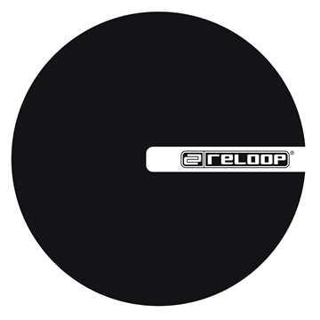 Picture of Reloop Slipmat Logo