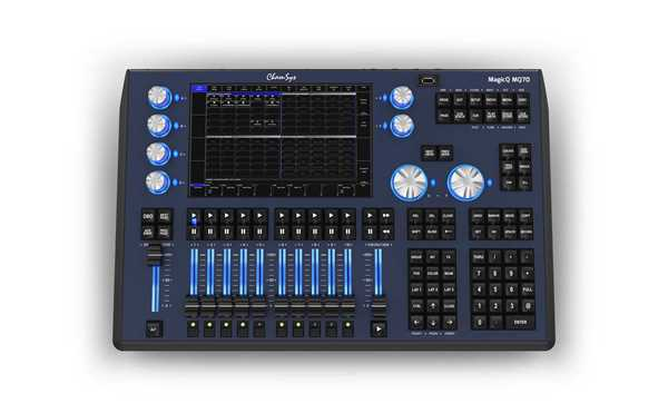 Picture of CHAMSYS MAGICQ MQ70 COMPACT Lighting Console