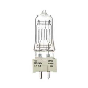 Picture of Tungsram 93106496 CP89 Halogen Lamp 650W