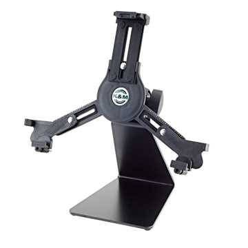 Picture of K&M 19792 Tablet PC Table Stand