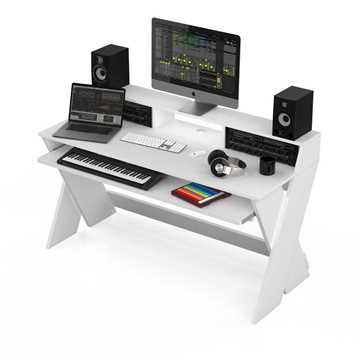 Εικόνα της Glorious Sound Desk Pro White