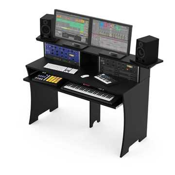 Εικόνα της Glorious Workbench Black