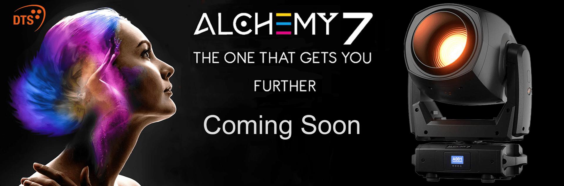 dts lighting alchemy 7