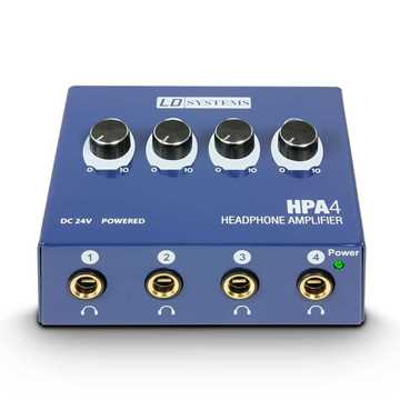 Picture of LD Systems HPA 4